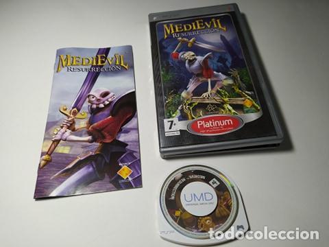 MEDIEVIL : RESURRECCION ( SONY PSP - PAL - ESP) (Juguetes - Videojuegos y Consolas - Sony - Psp)