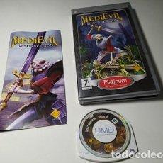 Jeux Vidéo et Consoles: MEDIEVIL : RESURRECCION ( SONY PSP - PAL - ESP). Lote 230626670