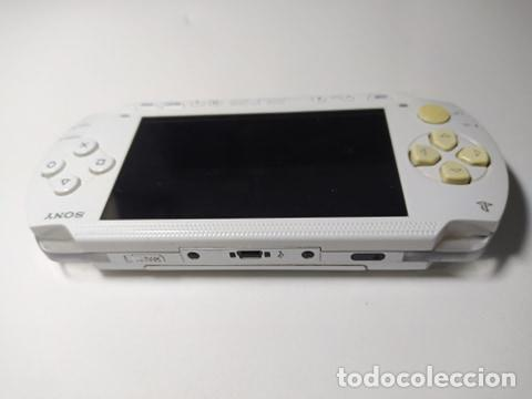 CONSOLA SONY PSP BLANCA - SIN CARGADOR (Juguetes - Videojuegos y Consolas - Sony - Psp)