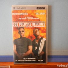 Videojuegos y Consolas: LOS POLICIAS REBELDES. WILL SMITH. MARTIN LAWRENCE. UMD VIDEO. PSP. PLAYSTATION. CD.. Lote 231157290