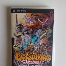 Jeux Vidéo et Consoles: DARKSTALKERS CHRONICLES PSP. Lote 232275085