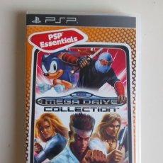 Jeux Vidéo et Consoles: SEGA MEGA DRIVE COLLECTION PSP SIN JUEGO. Lote 232278380