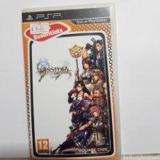Jeux Vidéo et Consoles: PSPREF.30 FINAL FANTASY DISSIDIA JUEGO PLAYSTATION PSP SEGUNDAMANO. Lote 233115495