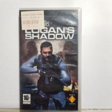 Jeux Vidéo et Consoles: PSPREF.34 SYPHON FILTER LOGAN SHADOW JUEGO PLAYSTATION PSP SEGUNDAMANO. Lote 233117225
