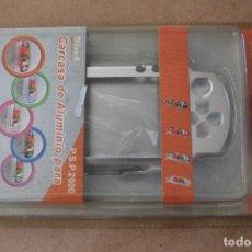Videojuegos y Consolas: CARCASA DE ALUMINIO PARA PSP. Lote 233994330
