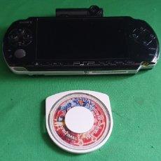 Jeux Vidéo et Consoles: CONSOLA PSP CON EL JUEGO Y LA CAMARA . NO ESTA PROBADO. Lote 234014285