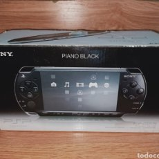 Jeux Vidéo et Consoles: PSP PIANO BLACK EN CAJA. Lote 235731790
