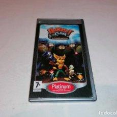 Videojuegos y Consolas: SONY PSP RATCHET Y CLANK. Lote 236263135