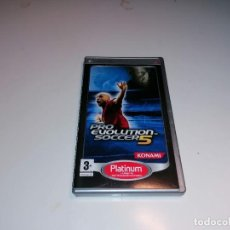 Videojuegos y Consolas: SONY PSP PRO EVOLUTION SOCCER 5. Lote 237023905
