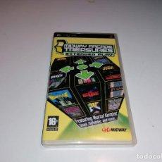 Videojuegos y Consolas: SONY PSP MIDWAY ARCADE TREASURES. Lote 237023920