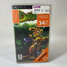 Jeux Vidéo et Consoles: VIDEOJUEGO PLAY STATION PORTATIL - PSP - DAXTER + CAJA + INSTRUCCIONES. Lote 237259430