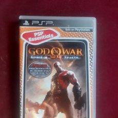 Videojogos e Consolas: JUEGO GOD OF WAR GHOST OF SPARTA PAL ESPAÑA COMPLETO. Lote 238268430