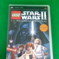Videojuegos y Consolas: JUEGO SONY PSP LEGO STAR WARS II - LA TRILOGIA ORIGINAL. Lote 243783125