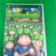 Videojuegos y Consolas: LEMMINGS LEMINGS LEMMING 1 PSP. Lote 243783490