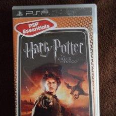 Videojuegos y Consolas: HARRY POTTER Y EL CÁLIZ DE FUEGO PSP. Lote 243859470