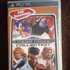Videojuegos y Consolas: SEGA MEGADRIVE COLLECTION PSP. Lote 243860050