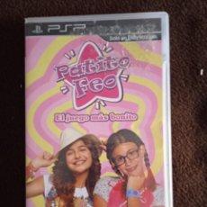 Videojuegos y Consolas: PATITO FEO PSP. Lote 243860470