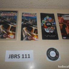 Videojuegos y Consolas: PSP - NEED FOR SPEED CARBONO , PAL ESPAÑOL , COMPLETO. Lote 244636655