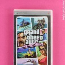 Videojuegos y Consolas: PSP,GRAND THEFT AUTO VICE CITY STORIES ,PAL ESPAÑA ,SIN MANUAL. Lote 246446880