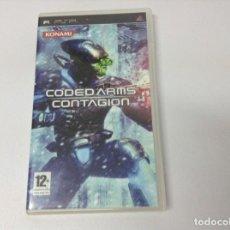 Videojuegos y Consolas: CODED ARMS CONTAGION. Lote 246549230