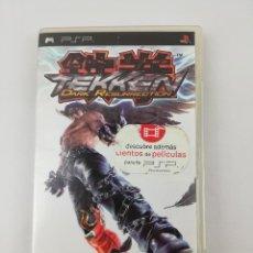 Videogiochi e Consoli: TEKKEN DARK RESURRECTION PSP. Lote 246757485