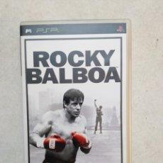 Videojuegos y Consolas: JUEGO ROCKY BALBOA ( PSP ). Lote 253344600