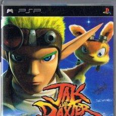 Videojuegos y Consolas: JACK AND DAXTER LA FRONTERA PERDIDA PSP. Lote 253516615