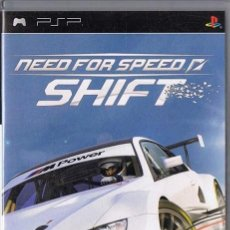 Videojuegos y Consolas: NEED FOR SPEED SHIFT PSP. Lote 253518145