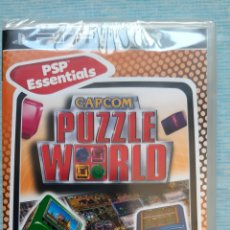 """Videojuegos y Consolas: JUEGO PSP """"CAPCOM:PUZZLE WORLD"""". Lote 254168410"""