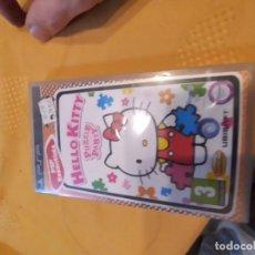 Videojuegos y Consolas: M-22 JUEGO DE PSP HELLO KITTY PUZZLE PARTY NUEVO PRECINTADO. Lote 254202990
