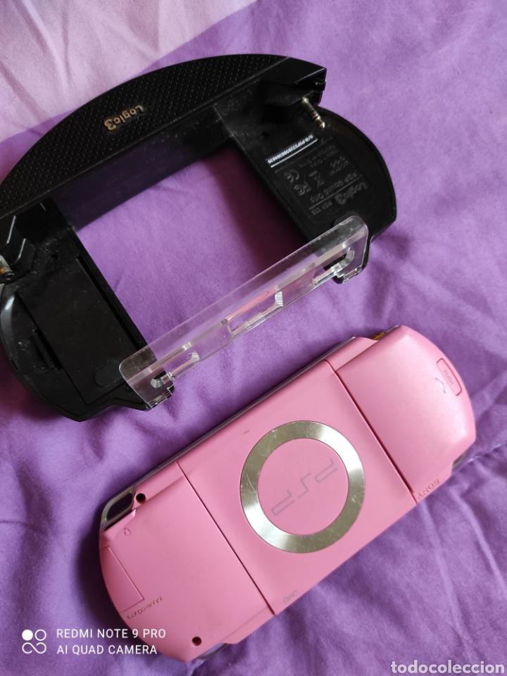 Videojuegos y Consolas: PSP SONY DIRECTO DEL MERCADILLO - Foto 2 - 257453210