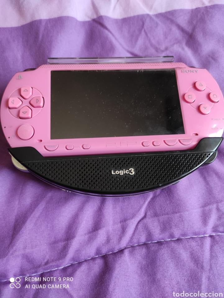 Videojuegos y Consolas: PSP SONY DIRECTO DEL MERCADILLO - Foto 3 - 257453210