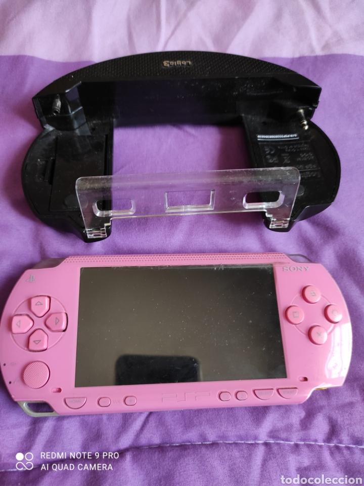 PSP SONY DIRECTO DEL MERCADILLO (Juguetes - Videojuegos y Consolas - Sony - Psp)