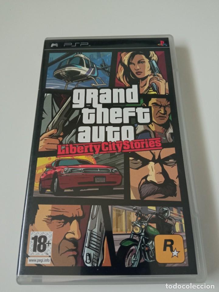 GRAND THEFT AUTO LIBERTY CITY STORIES - PSP (Juguetes - Videojuegos y Consolas - Sony - Psp)