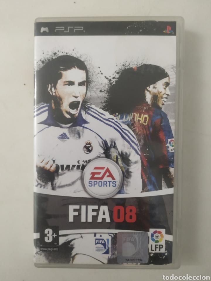 JUEGO PSP EA FIFA 08 (Juguetes - Videojuegos y Consolas - Sony - Psp)