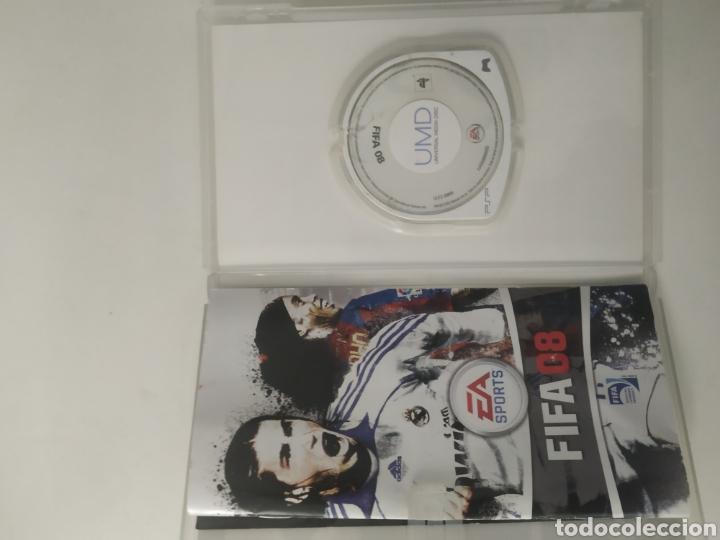 Videojuegos y Consolas: Juego PsP EA FIFA 08 - Foto 2 - 257616805