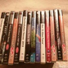 Videojuegos y Consolas: LOTE 14 JUEGOS PSP. Lote 260416845
