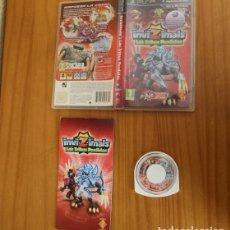 Videojuegos y Consolas: JUEGO PSP INVIZIMALS LAS TRIBUS PERDIDAS. PLAYSTATION PORTABLE PAL ESPAÑA CON MANUAL. Lote 261662390