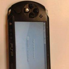Videojuegos y Consolas: CONSOLA SONY PSP. FUNCIONA. Lote 261690020