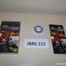 Videojuegos y Consolas: PSP - MIDNIGHT CLUB 3 DUB EDITION , PAL ESPAÑOL , COMPLETO. Lote 262057715
