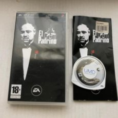 Videojogos e Consolas: EL PADRINO EA PSP KREATEN. Lote 262132745