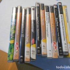 Videogiochi e Consoli: LOTE DE 12 JUEGOS PSP-TODOS CON SUS INSTRUCIONES Y GTA CON MAPA. Lote 265412219