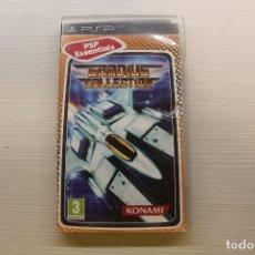 Videojogos e Consolas: PSP GRADIUS COLLECTION, INTRUCCIONES. Lote 266427388