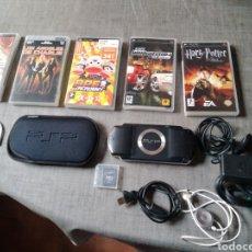 Videogiochi e Consoli: LOTE CONSOLA Y JUEGOS PSP. Lote 267186859