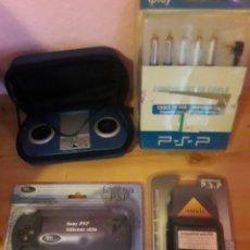 Videojuegos y Consolas: LOTE ACCESORIOS PSP. Lote 267317004