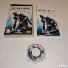 Videojuegos y Consolas: ASSASSIN'S CREED BLOODLINES - PSP. Lote 268171954