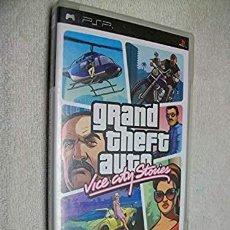 Videojuegos y Consolas: GRAND THEFT AUTO: VICE CITY STORIES SONY PSP. Lote 268298924