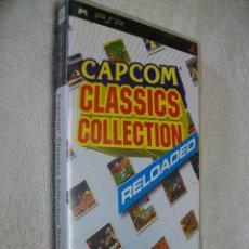 Videojuegos y Consolas: CAPCOM CLASSICS COLLECTION DE PSP. Lote 268321024