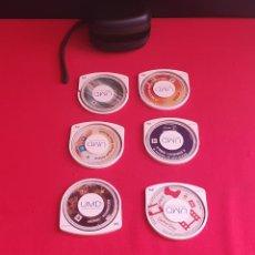 Videojuegos y Consolas: LOTE DE JUEGOS PSP .TAL CUAL COMO SE VE EN FOTOS. Lote 268849689