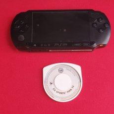 Videojuegos y Consolas: CONSOLA SONY PSP CON EL JUEGO .SIN PROBADO. Lote 269093663